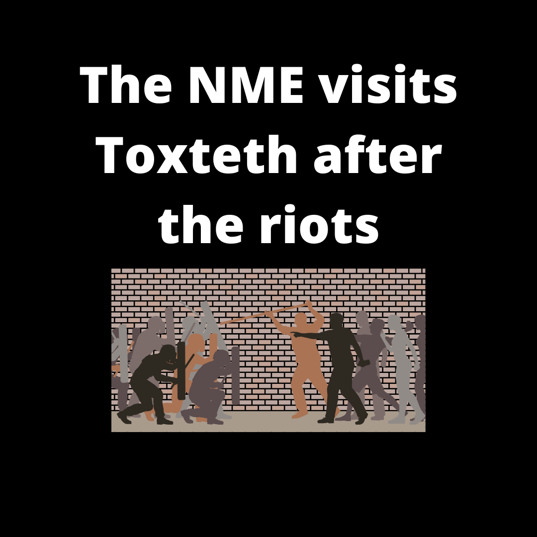 Toxteth riot